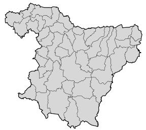 carte cliquable de la wilaya de bouira